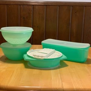 Vintage Tupperware Collection